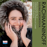 Recensies CD Evelina Vorontsova